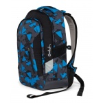 Plecak ergonomiczny Sleek, Blue Triangle - Satch by Ergobag
