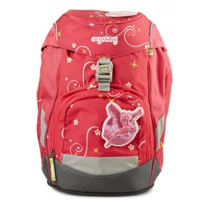 Tornister, plecak ergonomiczny, Princess on the rasBEARy - Ergobag Prime