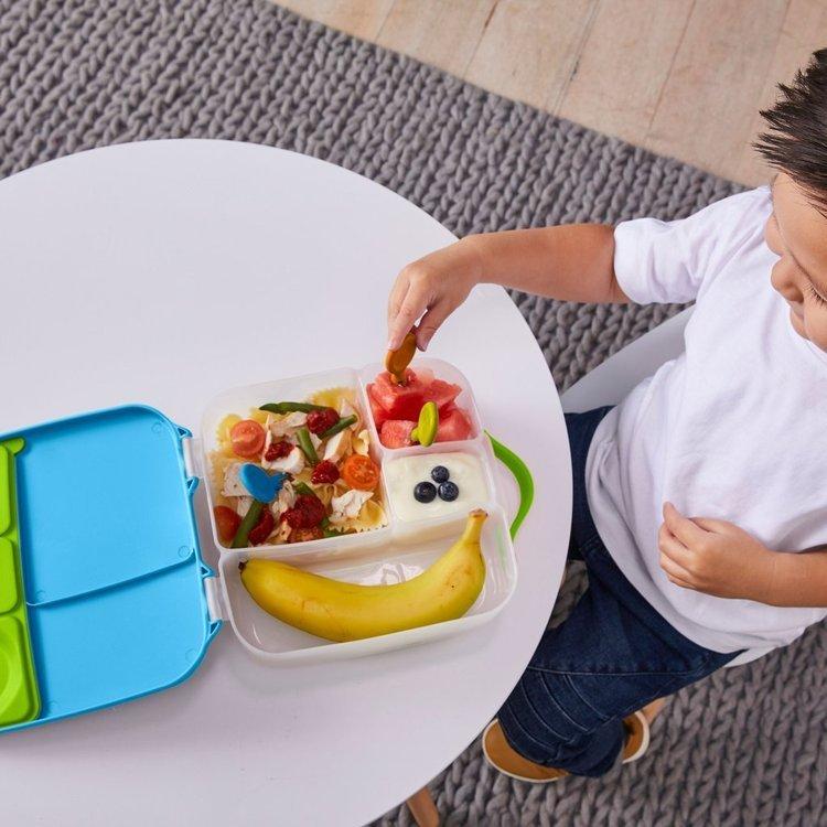 lunchbox pudełko śniadaniowe śniadaniówka B.box