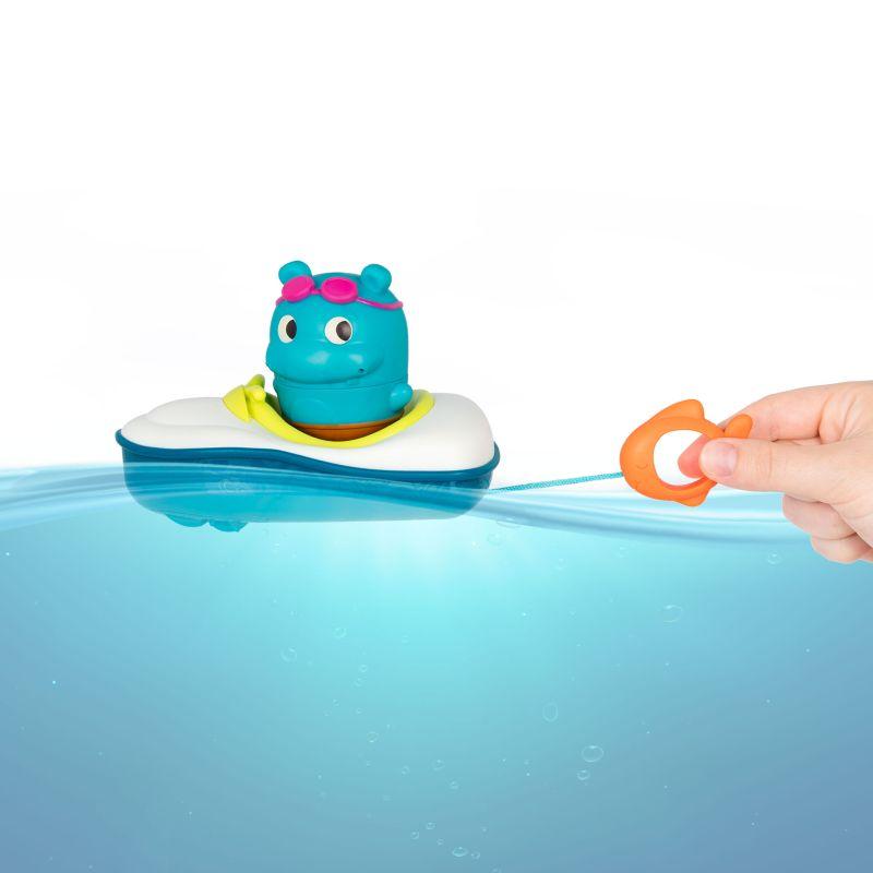 łódka z napędem i sikawką B.toys