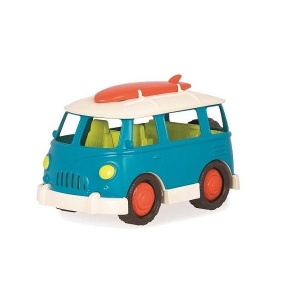 Bus, van z deską surfingową Wonder Wheels - B.toys