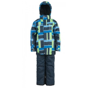 Kombinezon 2-cz. Wakaya Dark Navy - Color Kids, r. 116/122