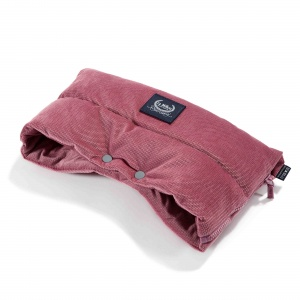 Mufka do wózka Aspen Waterproof Mulberry - La Millou